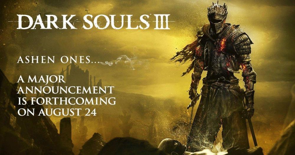 DLC для Dark Souls III ждём 24 августа