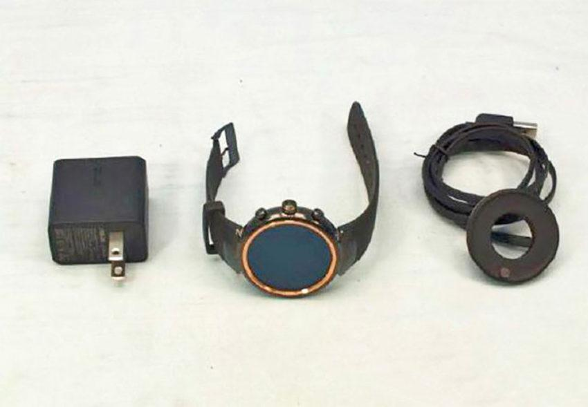 Ещё порция фото Asus ZenWatch 3