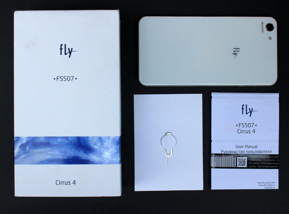 Fly Cirrus 4 – недорогой, но достойный бюджетник