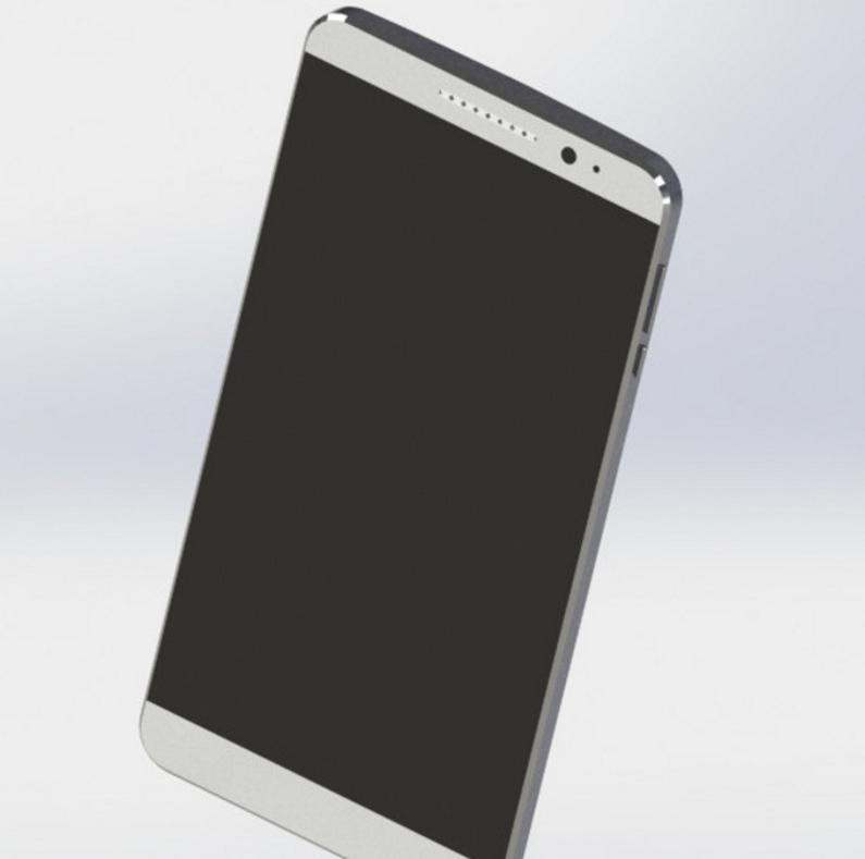 Huawei Mate 9 уже на рендерах