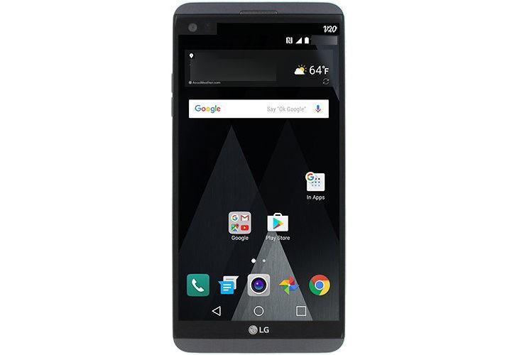 LG готовит к выпуску смартфон V20