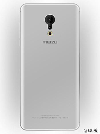 Meizu Pro 7 появился на первых рендерах