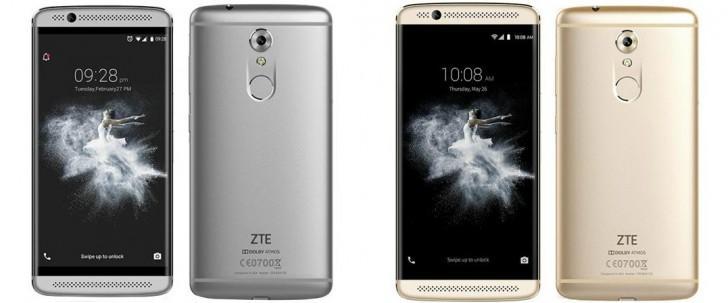 Не анонсированный ещё ZTE Axon 7 mini уже продают