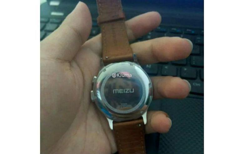 Рассматриваем фотографию смартчасов Meizu