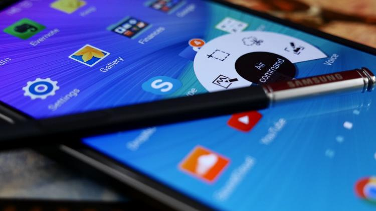 Samsung планирует Galaxy Note 7 с 6 гигами ОЗУ и 128 гигами ПЗУ