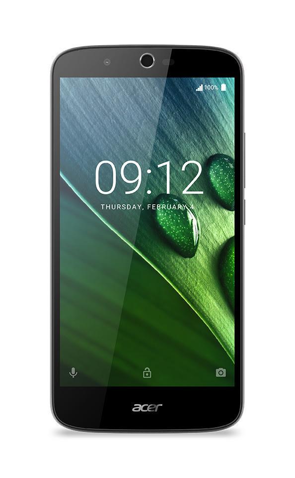 Смартфон Acer Liquid Zest поступает в продажу в России