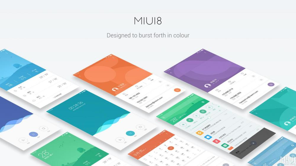 Xiaomi начнёт раздавать MIUI 8 с 23 августа