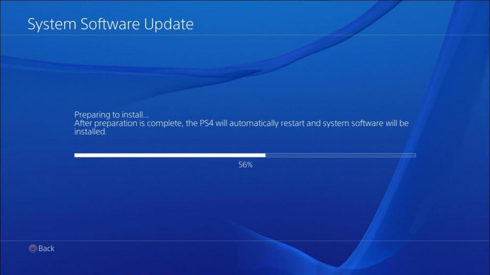 Завтра стартует бета-тестирование 4 версии прошивки для Playstation 4