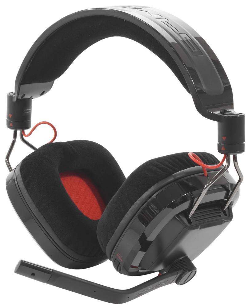 Звук в полном объеме: обзор USB-гарнитуры Plantronics GameCom 788 7.1 Surround Sound