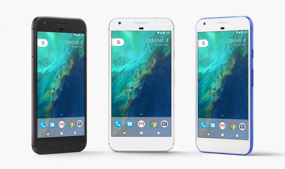 Более 3 миллионов Смартфон Google Pixel до конца 2016 года