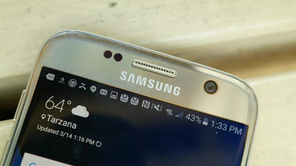 Фронтальная камера Samsung Galaxy S8 получит автофокус