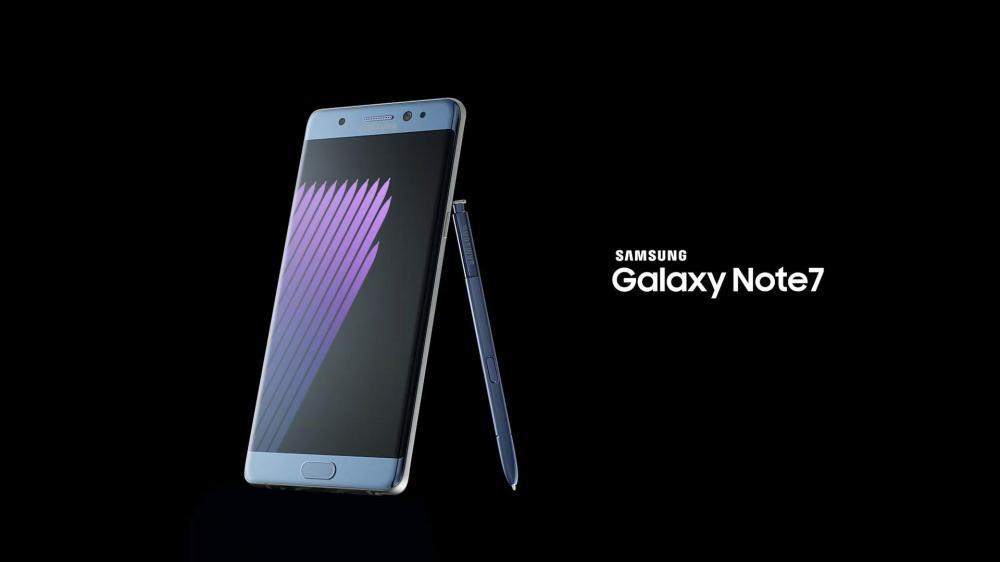Galaxy Note 7 отключат от сети в Австралии