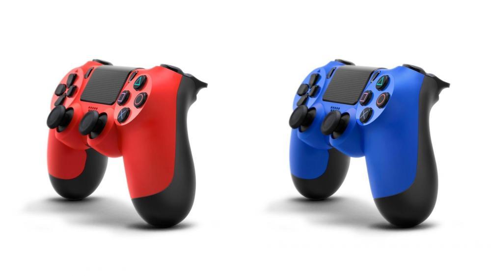 Игры из Steam работают с контроллером PS4 DualShock 4