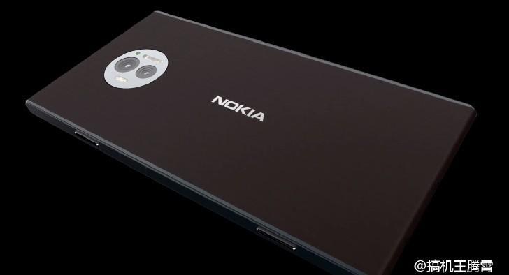 Информация о двух флагманских устройствах от Nokia