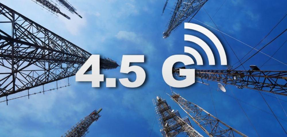 МТС уже запускает 4,5G интернет (до 700 Мбит/сек)