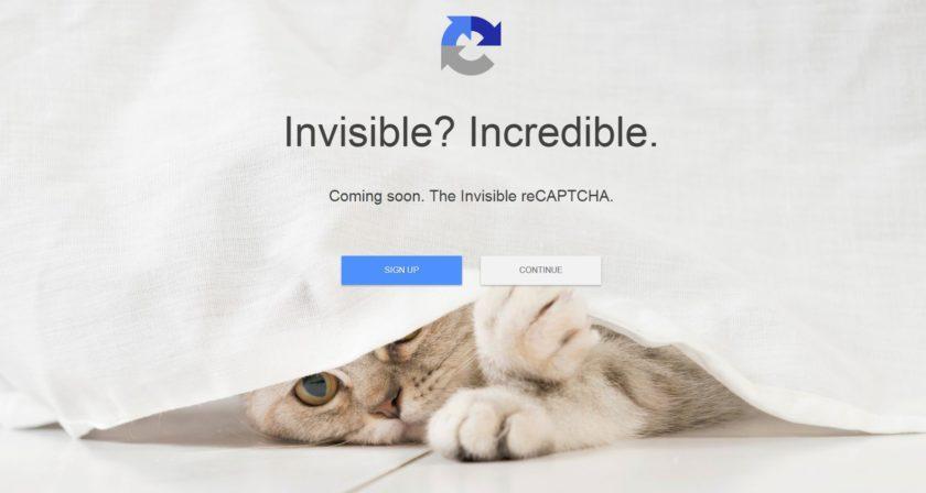 Роботов от людей будет отделять новая ReCaptcha от Google