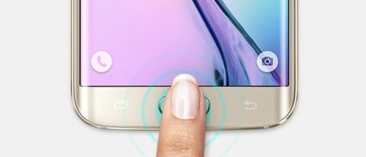 Synaptics готовит оптический сканер отпечатка для Galaxy S8