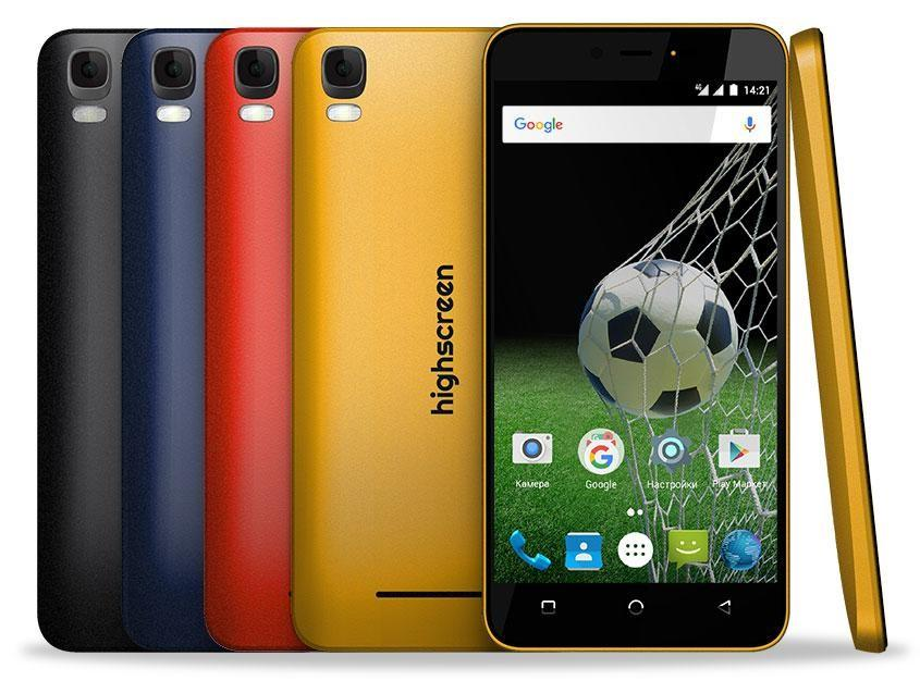 Встречаем смартфоны Highscreen Easy L, Highscreen Easy L Pro
