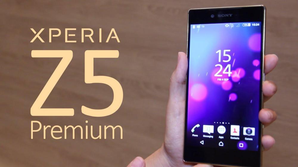 Android Marshmallow пришёл на линейку Sony Xperia Z5
