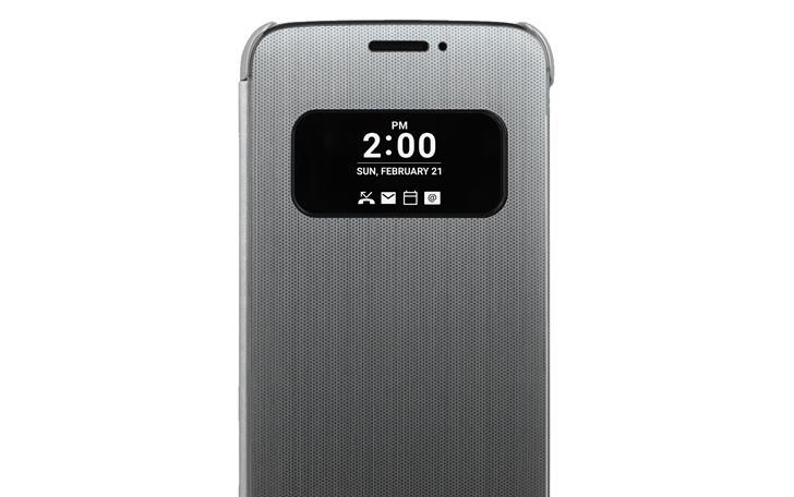LG представляет обложку для G5, понимающую прикосновения