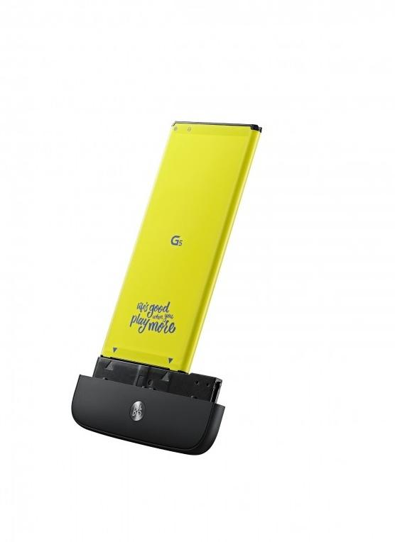 Миру презентовали смартфон LG G5