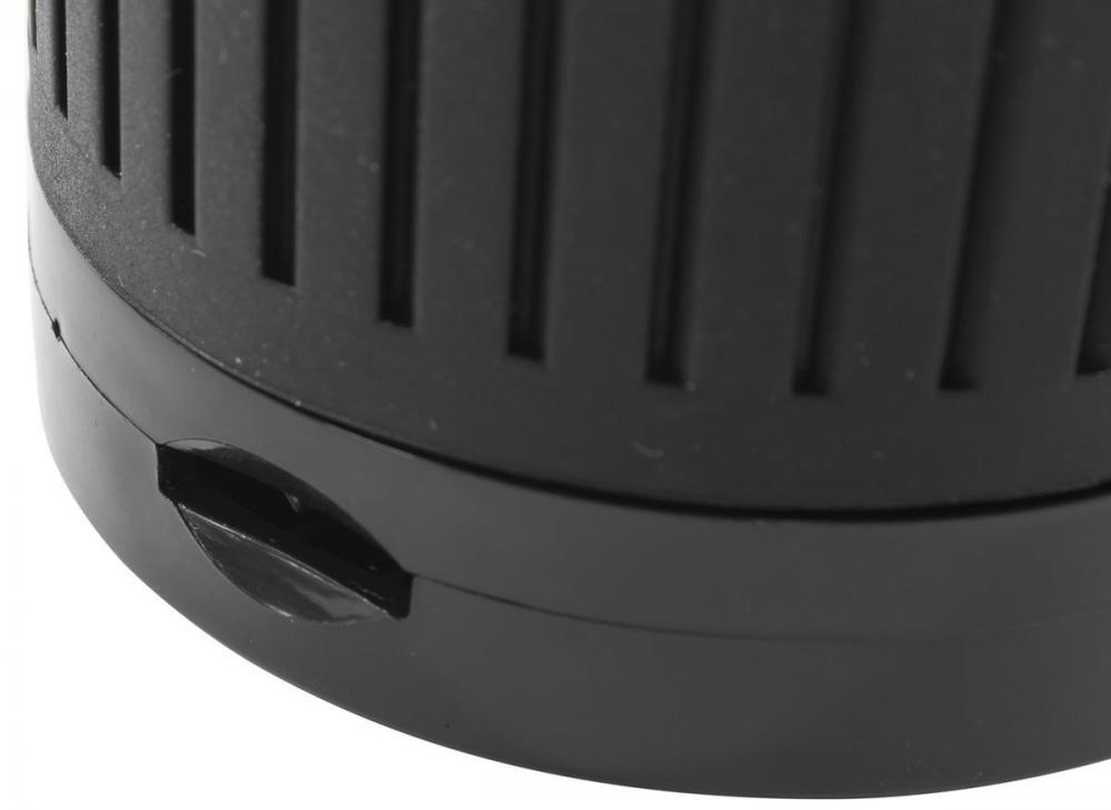 Музыка в фокусе: обзор портативной колонки SVEN PS-40BL