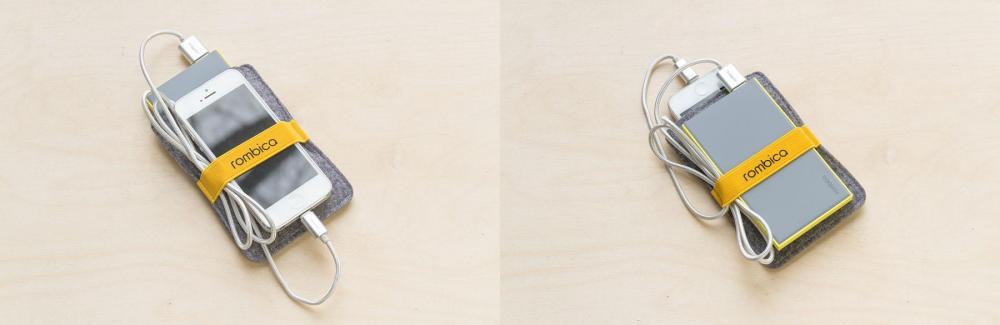 Обзор линейки портативных аккумуляторов Rombica NEO NS снеобычными войлочными чехлами