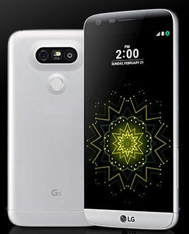 Рендер LG G5 для нашего пристального внимания
