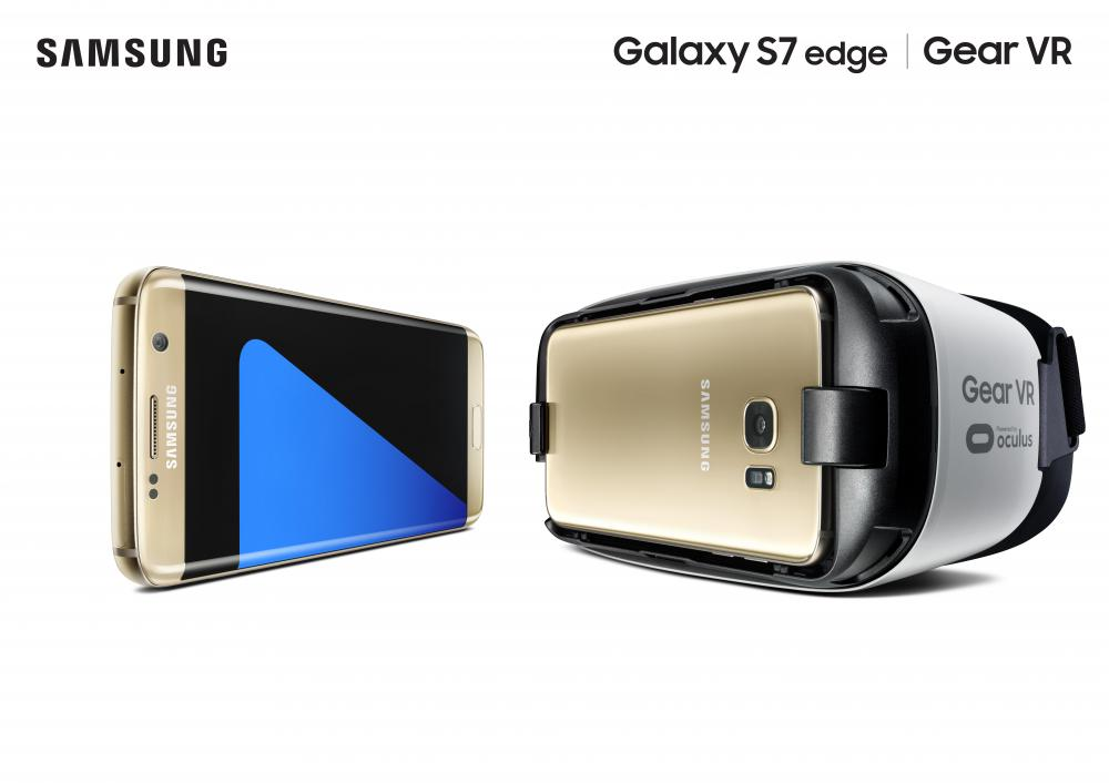 Samsung Galaxy S7 и Galaxy S7 Edge теперь официально
