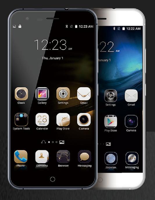 Семейство смартфонов Ulefone - китайцы рвутся в бой