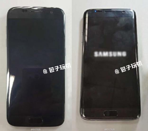 Смотрим на Samsung Galaxy S7