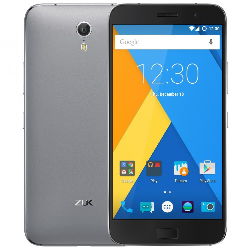 ZUK Z1 появится на российском рынке весной
