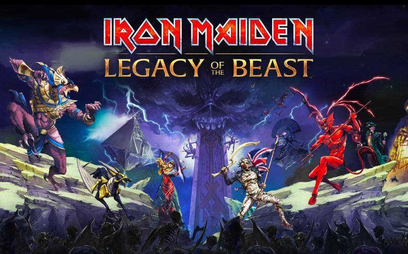 РПГ для фанов Iron Maiden появится в 2016 году