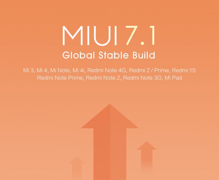 Xiaomi раздаёт стабильную версию MIUI 7