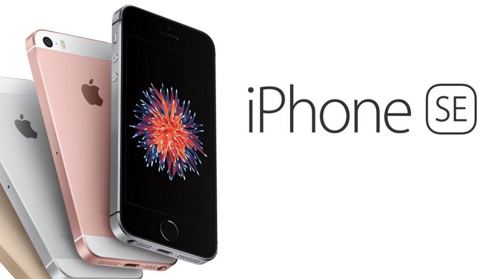 Цена на iPhone SE упала на 20%