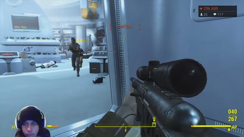 Fallout 4 от и до на максимальной сложности без единой коцки