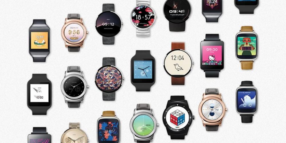 Google готовит свои умные часы в линейку Nexus