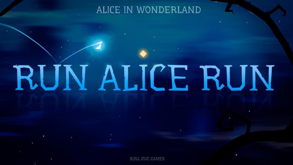 Хардкорная бегалка - Алиса в стране чудес: беги, Алиса!