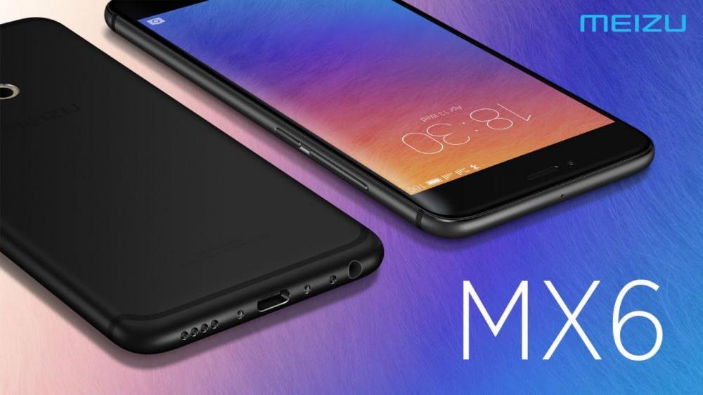 Meizu MX6 удачно стартовал:- 3,2 миллиона предзаказов за 24 часа