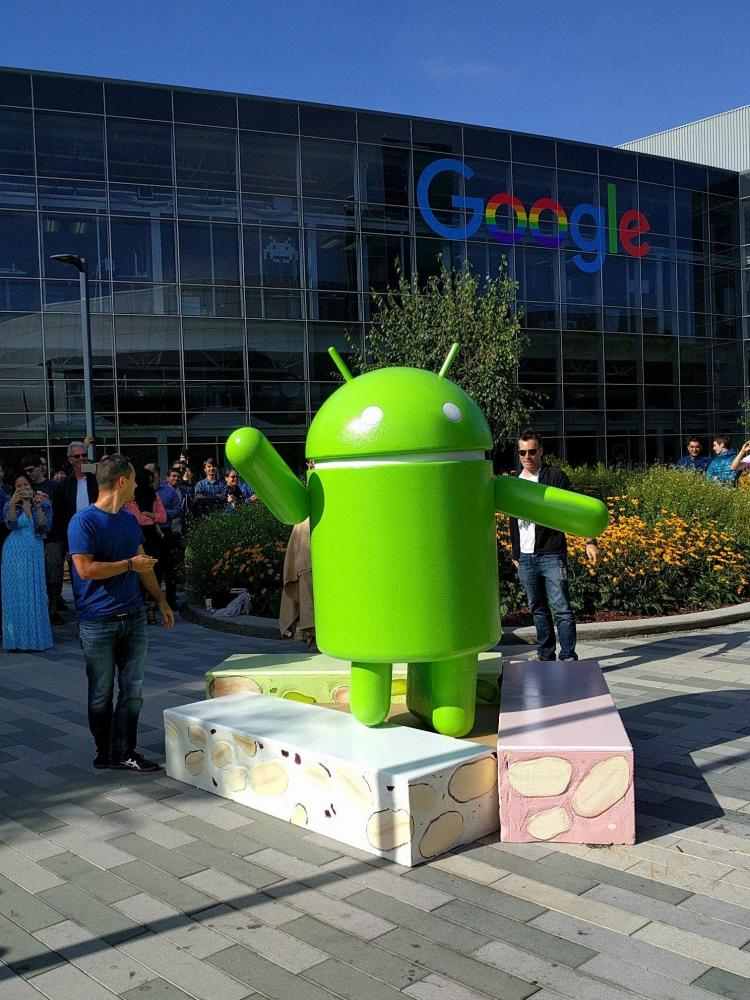 Н - нуга, Android Nougat