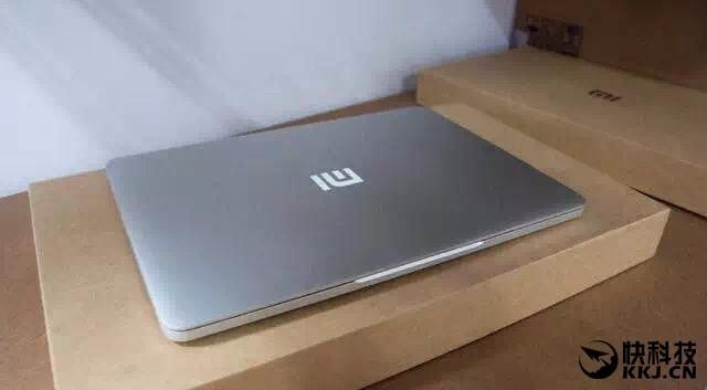 Настоящий ноутбук от Xiaomi?