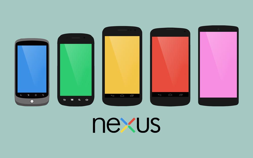 Nexus-ы 2016 года будут из разных материалов