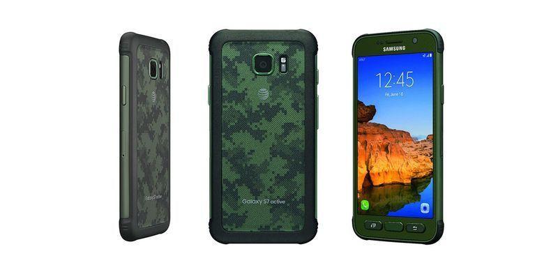 Samsung среагировала на утонувшие смартфоны Galaxy S7 Active