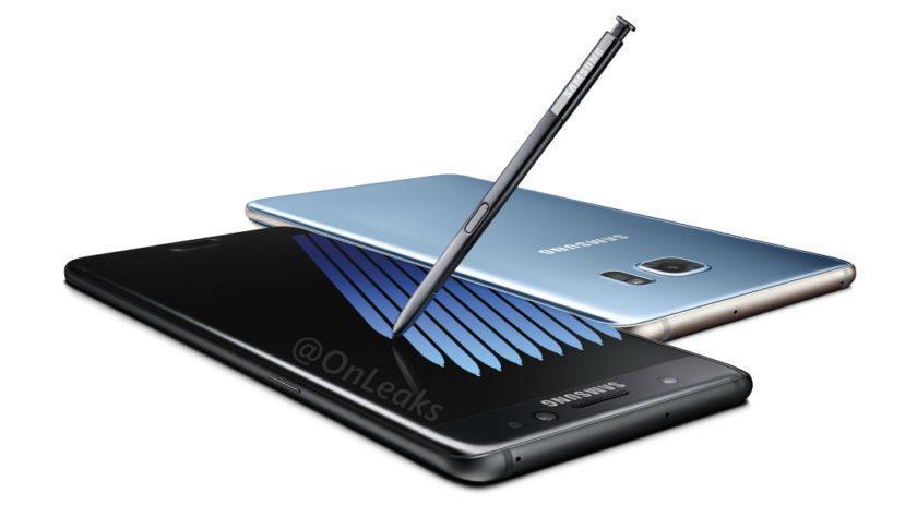 Смотрим на утечки по Samsung Galaxy Note 7