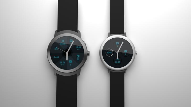 Умельцы создали возможный облик будущих умных часов Nexus