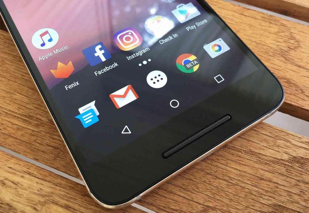 Google, возможно изменит виртуальные кнопки управления Android