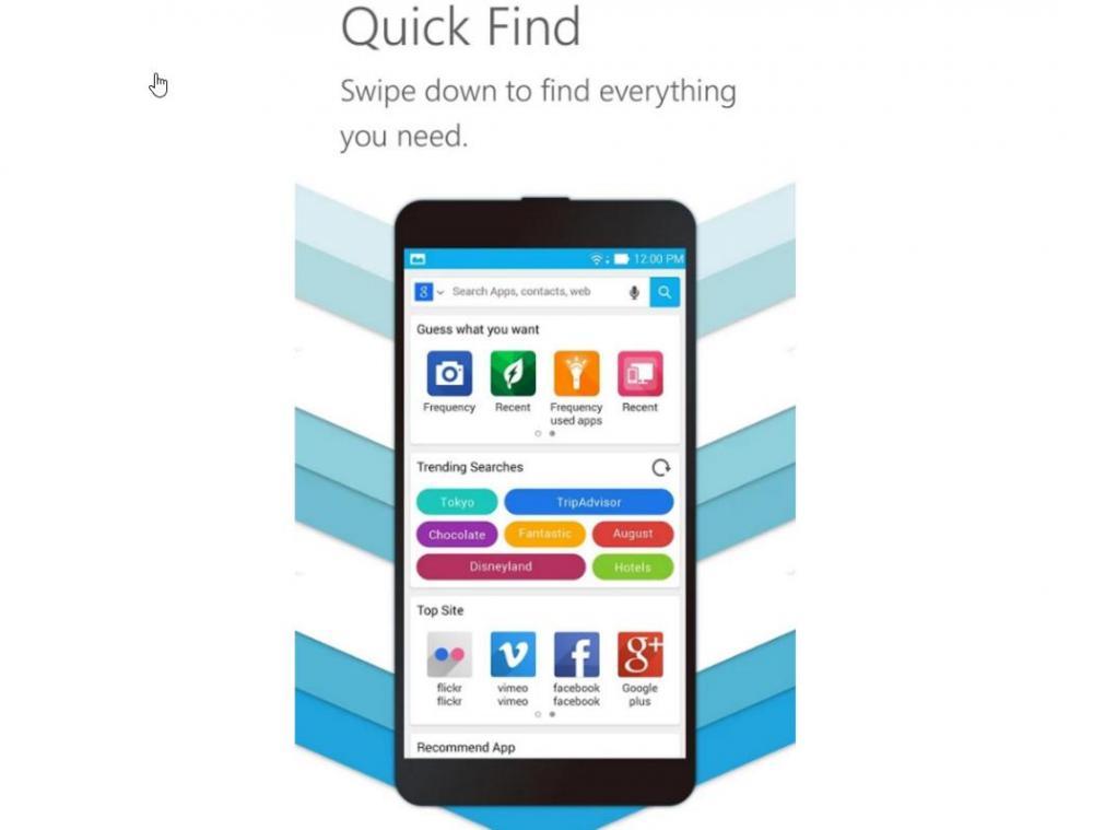 Ланчер ASUS Zen UI становится доступным для всех