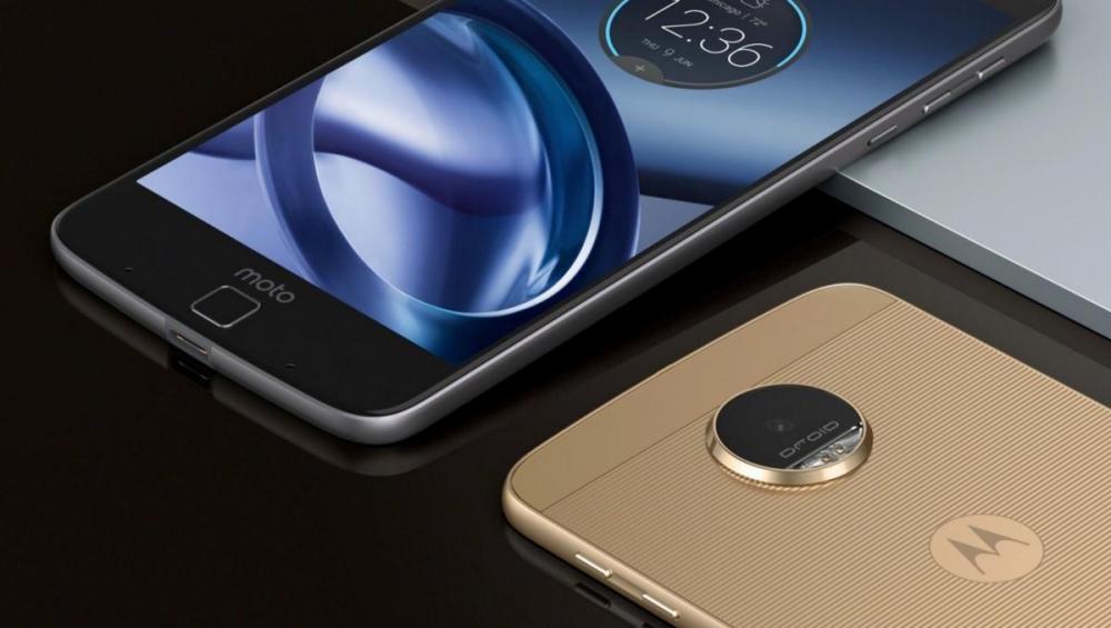 Lenovo представила смартфоны Moto Z и Moto Z Force