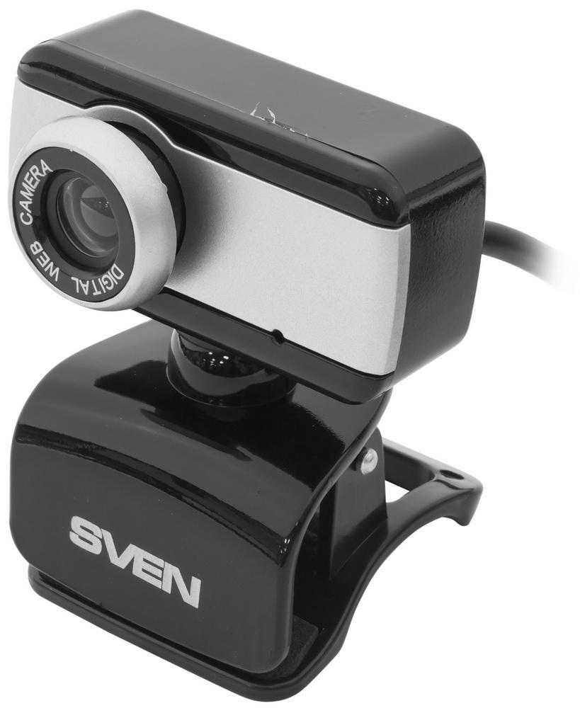 Обзор недорогой веб-камеры SVEN IC-320 для домашнего использования
