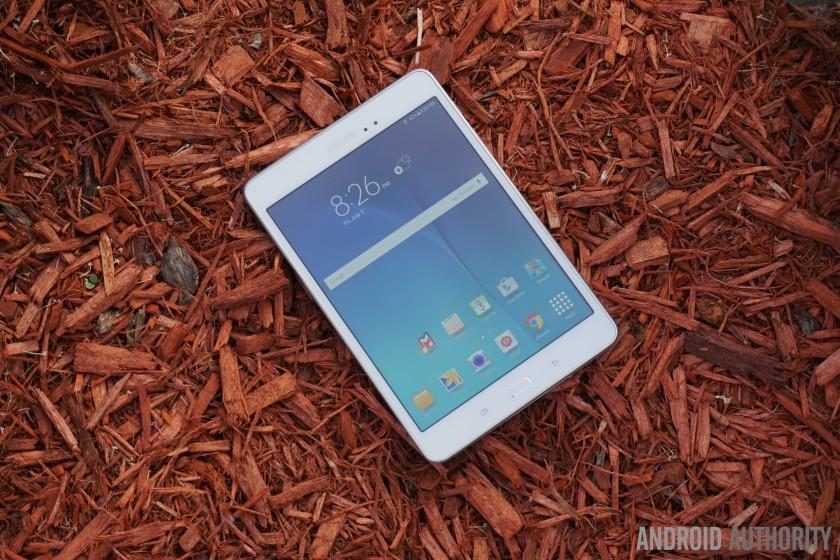 Планшет Samsung Galaxy Tab A 8.0 получает Android Marshmallow
